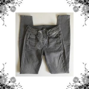 {G-Star Raw} 3301 Deconstructed Super Skinny Jeans